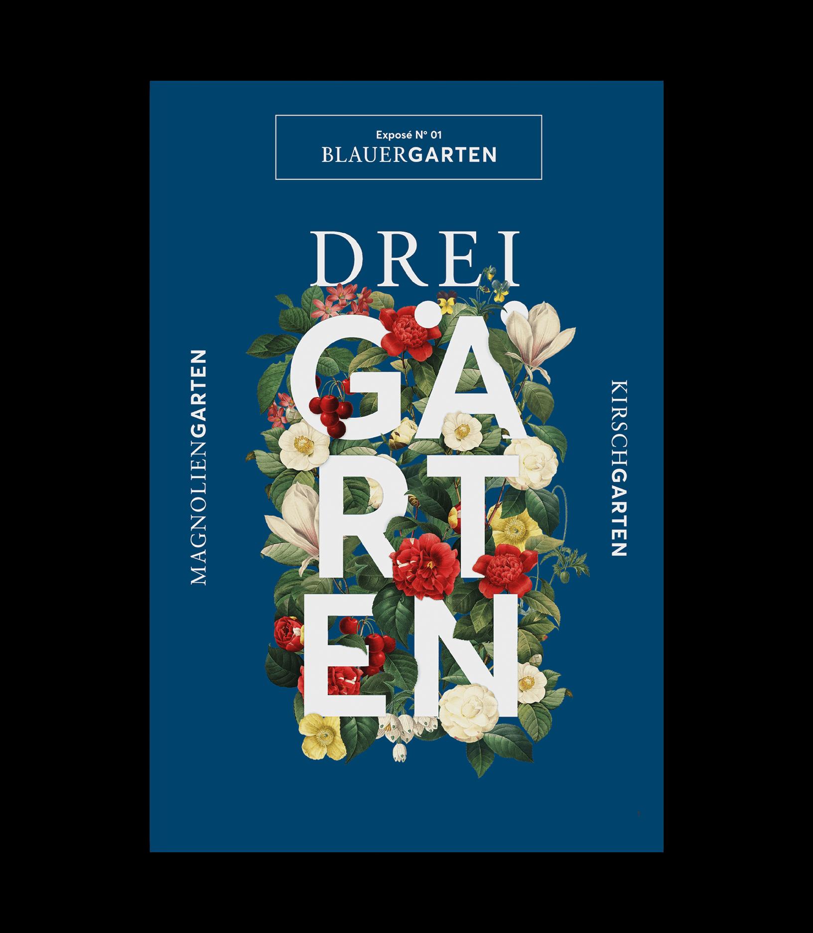 Cover des Exposés der Drei Gärten
